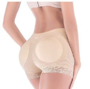 NWT Mansion Seamless Butt Lifting Boyshort Shaper